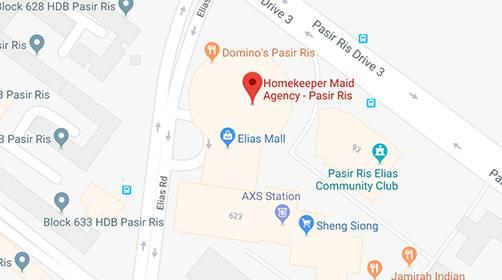 homekeeper pasir ris google maps